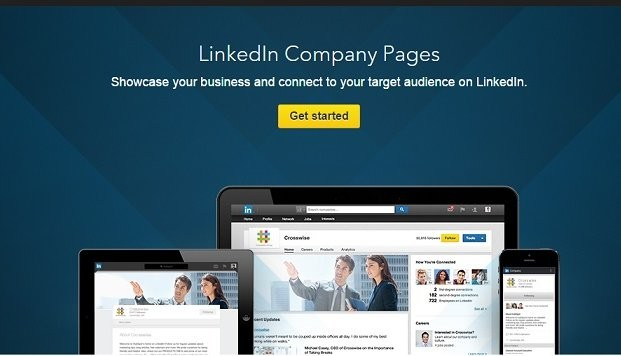 6 reasons why you should have a LinkedIn company page