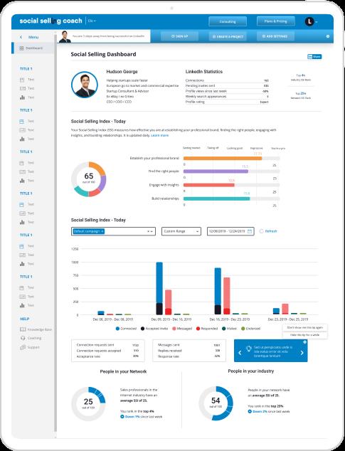 LinkedIn Social Selling Tools