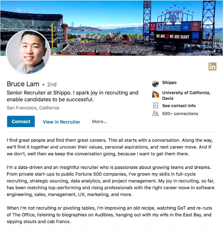 Learn the Basics to create a LinkedIn Profile